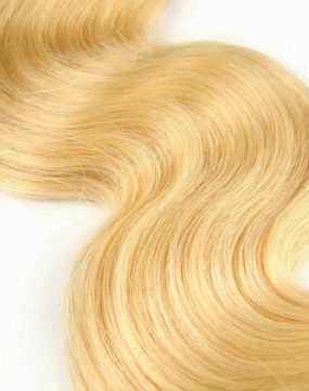 Russian Blonde Body Wave Hair Extension